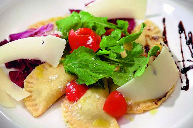 Adriatic graso croatia times for Adriatic cuisine