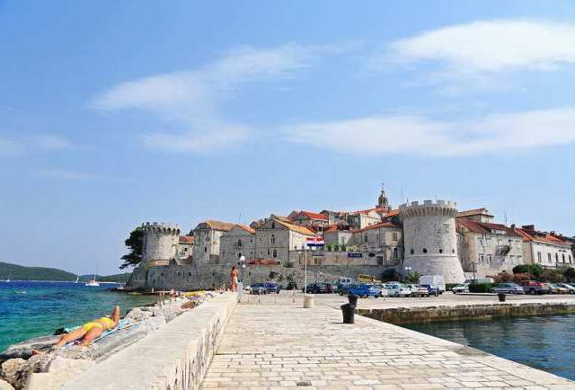 Five Reasons to Visit Korcula