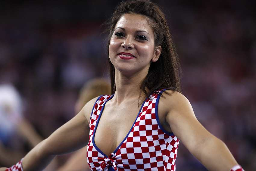 Meet croatian women