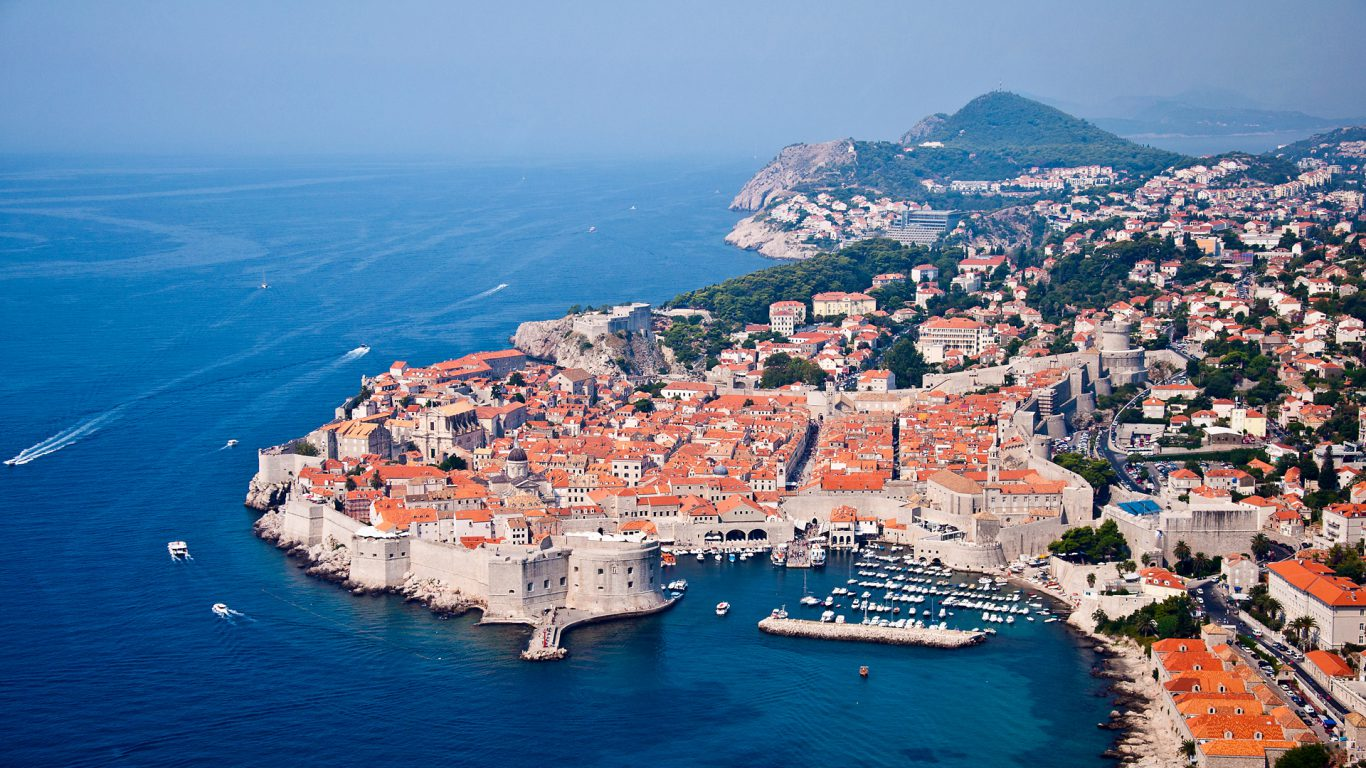 Eight Great Restaurants in Dubrovnik