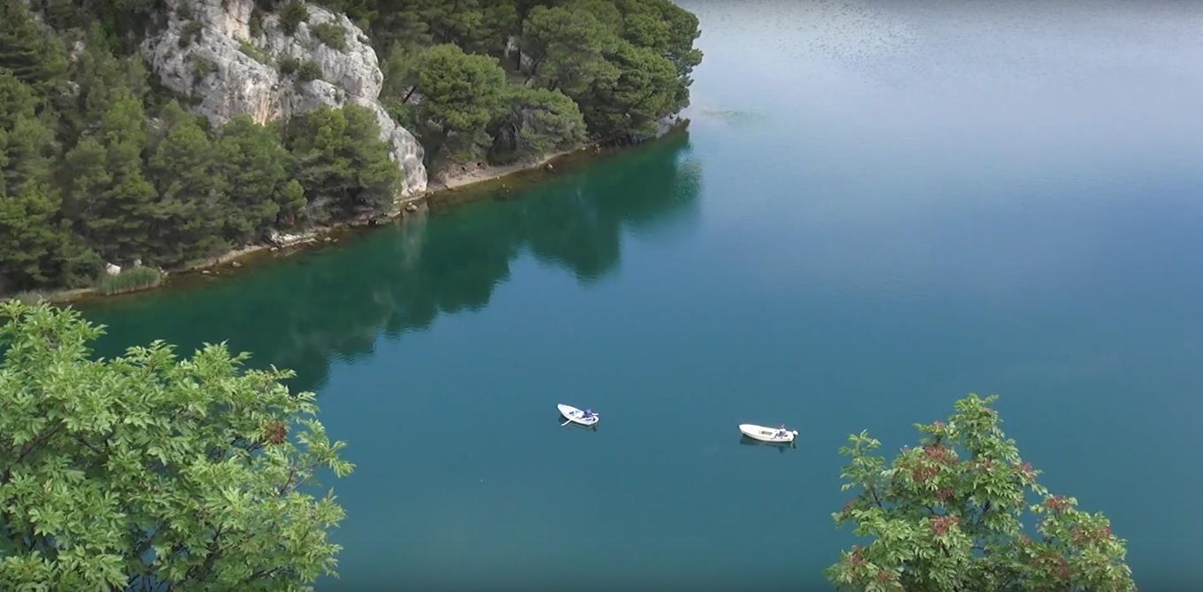 Beauty of Skradin, water