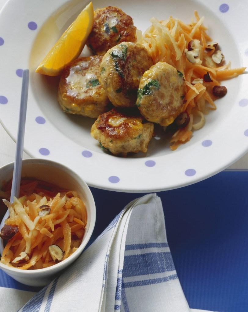 Adriatic tuna meatballs recipe croatia times for Adriatic cuisine