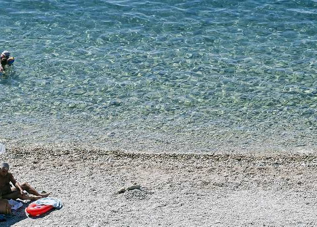Crystal Adriatic among the cleanest in Europe