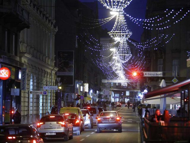 A Christmas story in Zagreb