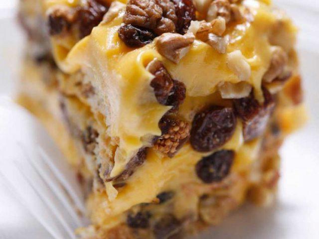 Split cake