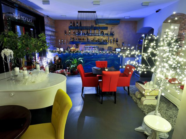 Five Christmas Cafés in Zagreb