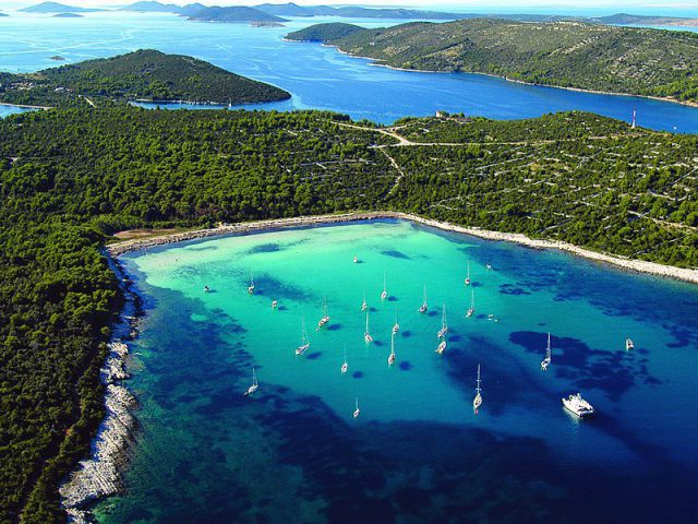 Unforgettable View of Dugi Otok Island