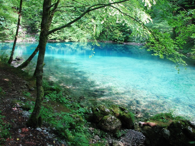 The Impressive Source of Kupa