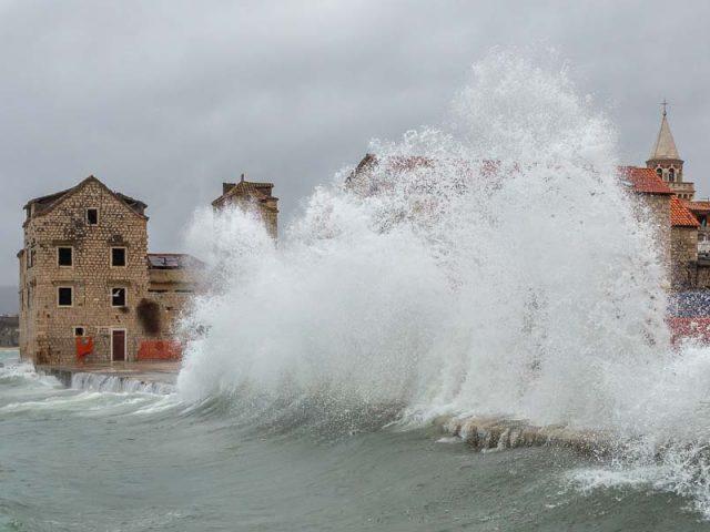 Adriatic Anger of Kastela