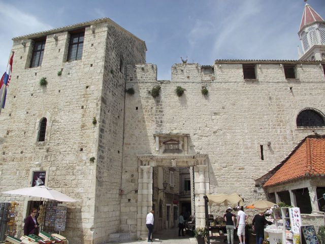 The Gates of Trogir
