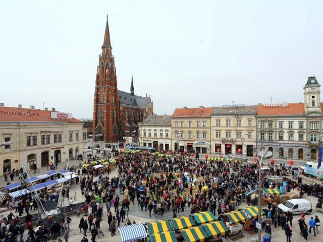 Easter Nest of Osijek