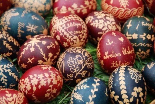 Happy Easter, Dear Readers!