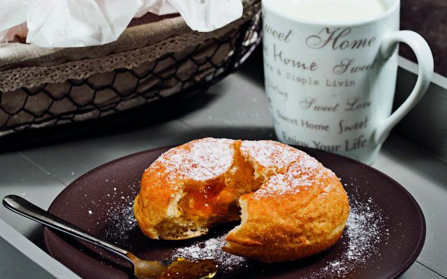 Krafna Recipe: Enjoying the Sweet Snacks