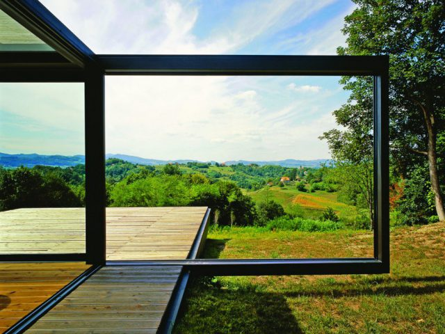 Modern Zagorje Hiza: Combining Past With Present