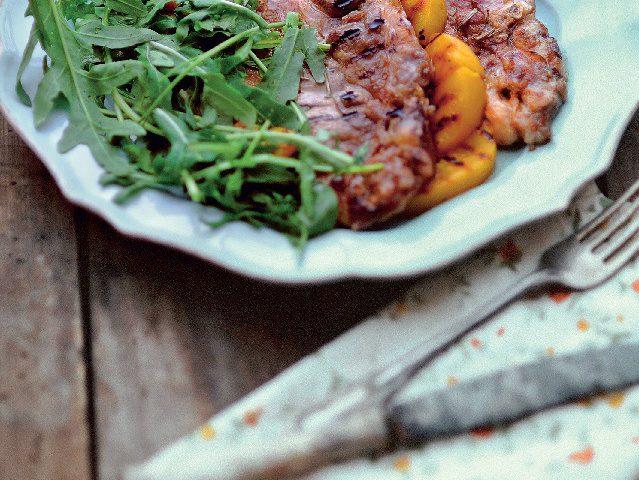 Pork & Peaches Recipe