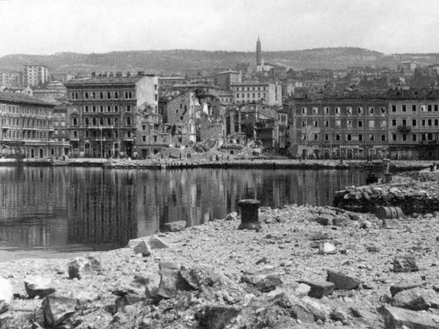 The Battle of Rijeka: WW2 Photos Revealed