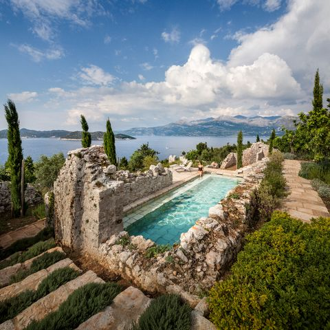 Is This the Best Pool in Dubrovnik?