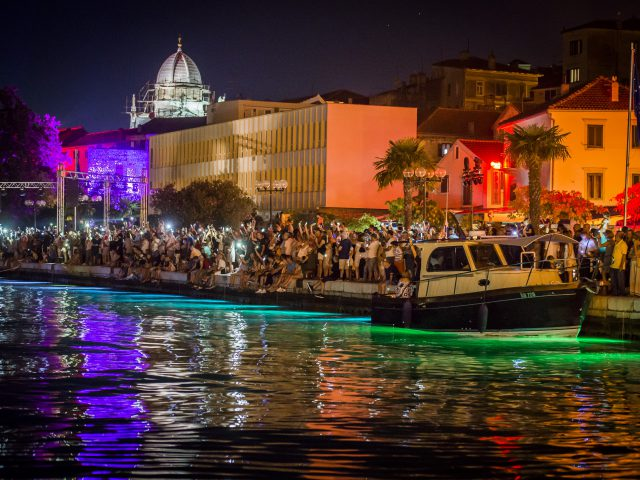 'Light is Life' Show Presented in Sibenik