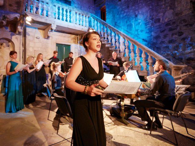 The Musical Tones of Baroque Korcula