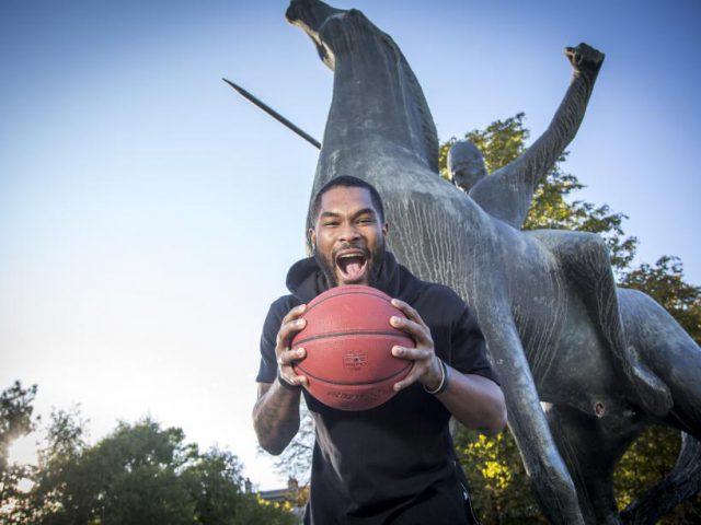 American Basketball Player on Life in Sinj