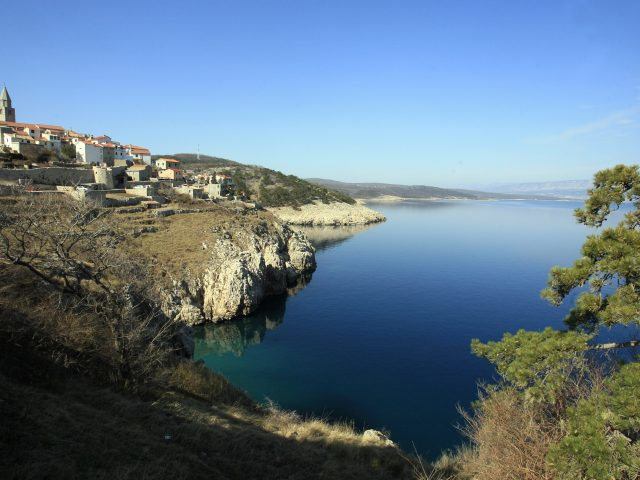 Shores of Vrbnik