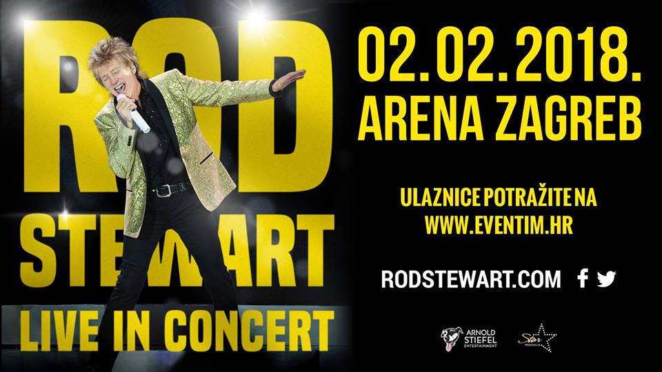 Image result for Rod Stewart u Zagrebu