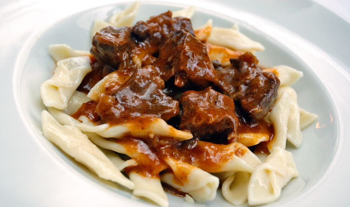 Croatian recipe fuzi pasta with rooster meat croatia times croatian recipe fuzi pasta with rooster meat forumfinder Image collections