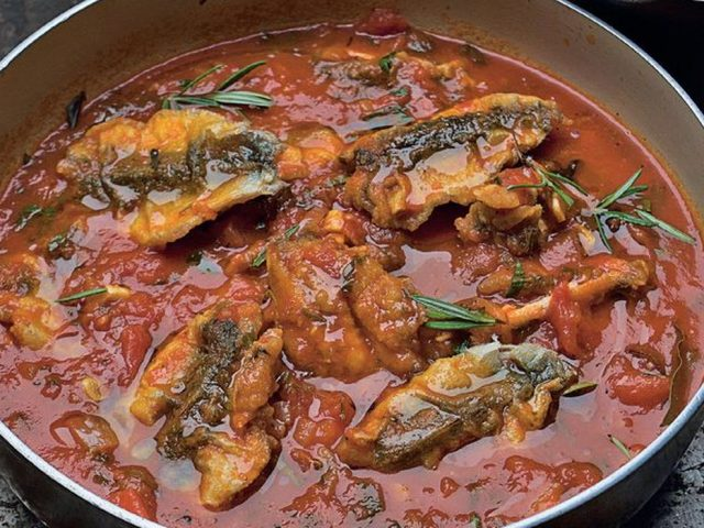 Recipe croatia times for Adriatic cuisine