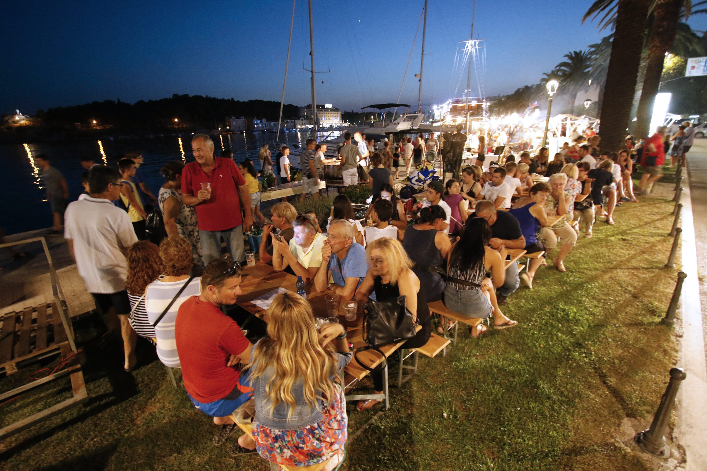 Fisherman Fiesta in Makarska