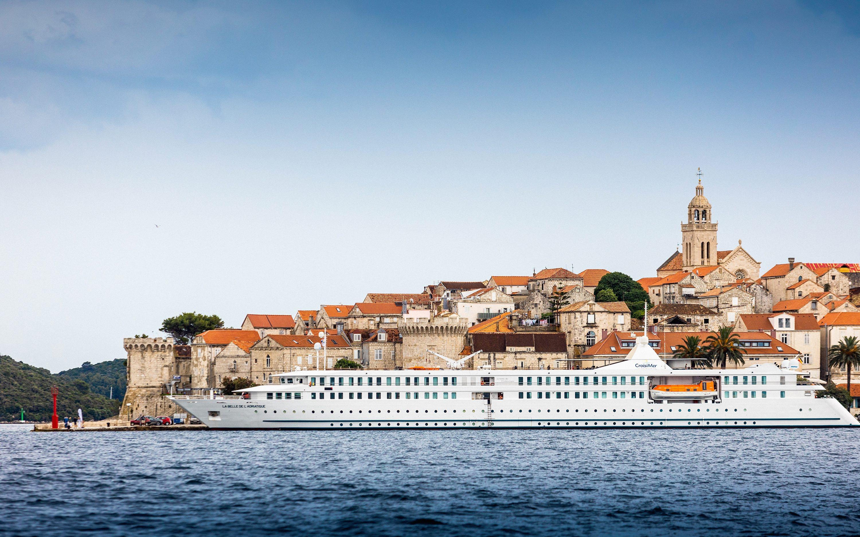 Cruiser Visiting: La Belle de l' Adriatique