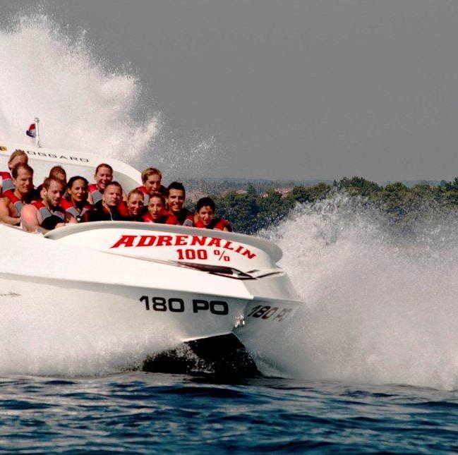 Photo courtesy of: Devil Jet Boat