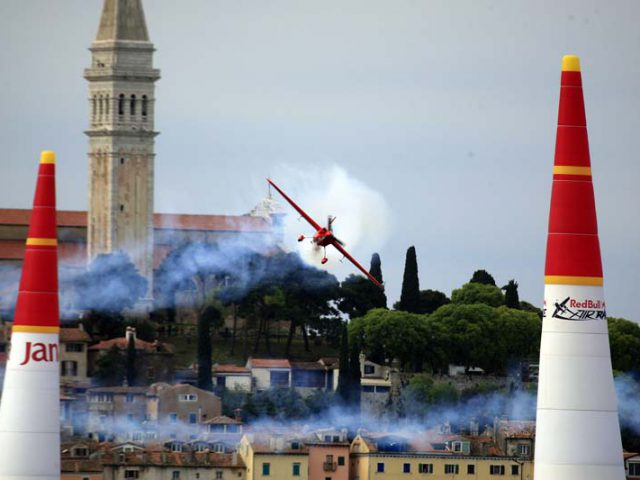 Five Reasons Why Rovinj Red Bull Air Race is Cool
