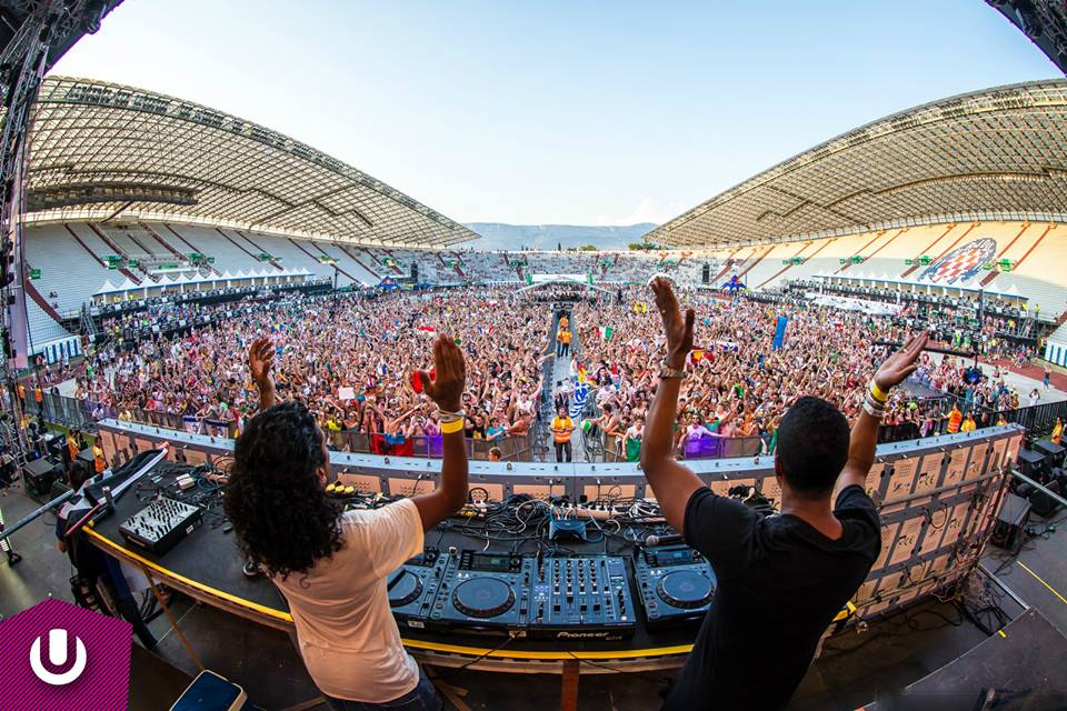 Ultra Europe, Concert, Stadium, DJ