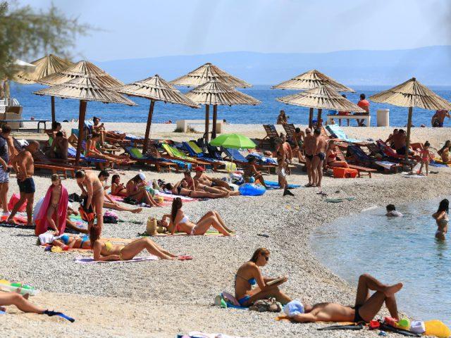 Six Beaches to Enjoy in Split Znjan