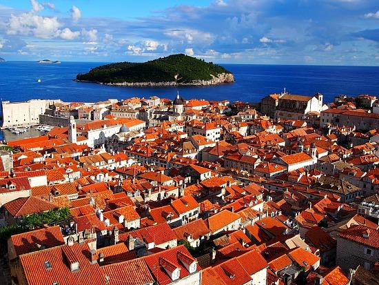 Croatian city