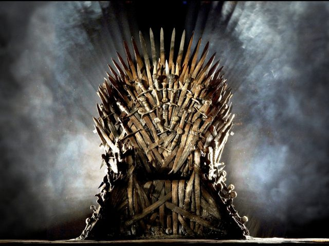 Where is The Iron Throne?