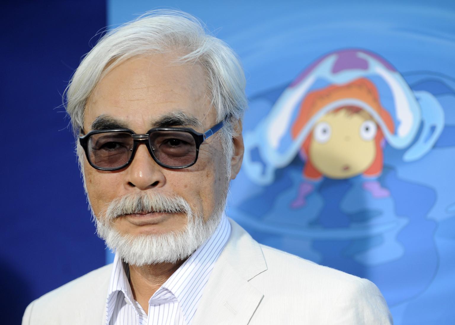 hayao miyazaki music