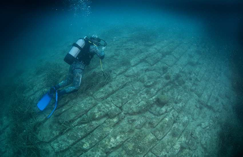 Dalmatian Atlantis  Scuba diving in Split  8. Dalmatian Atlantis  Revealing Underwater Mysteries   LikeCroatia