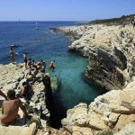 15-Meter Dive into Adriatic Sea