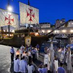 Religious Procession in Dubrovnik for Mary's Assumption (1)