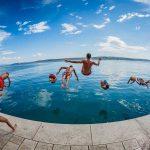 Summer Jumping in Kastela