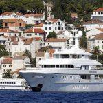 Yacht Hvar