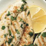 chicken grill with lemon