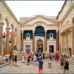 Diocletian Palace by Hudini Photo