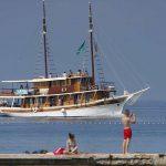 Ship of Adriatic