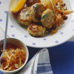 Adriatic Tuna Meatballs