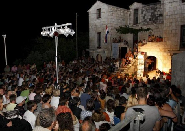 Dalmatian Villages Became a Prime Theater Destination