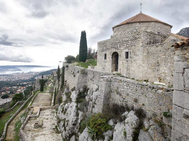 Fort of Klis