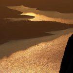 The Golden Sea under Biokovo
