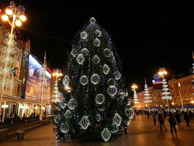 Croatian Christmas Tree
